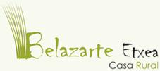 Belazarte Etxea – Casa rural Logo